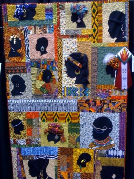 Heritage, by Albertha Brown, 2009.