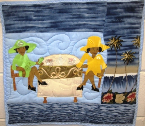 Tea By the Sea by Clemetene Cosby