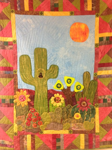Desert Garden by Marquetta Bell-Johnson